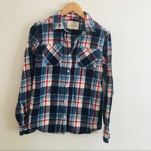 Urban pipeline flannel size XL super soft